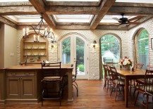 Wooden-beams-give-the-kitchen-a-rustic-charm-217x155
