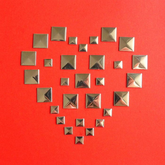 An 8-bit stud valentine