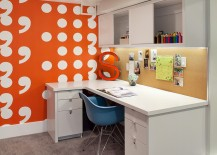 Accent-wall-in-contemporary-home-office-is-both-fun-and-stylish-217x155