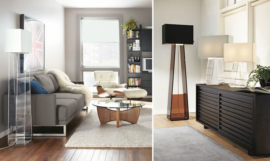 10 Floor Lamps with Modern Style
