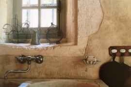 Antique French Sink  Get Stoned: 11 Incredible Kitchen Sinks Made from Rock Antique French Sink