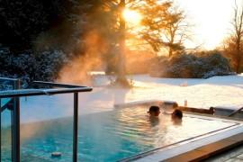 Armathwaite Hall  Hot Tub Snow Machine: 9 Totally Unique Soaking Spots Armathwaite Hall 270x180