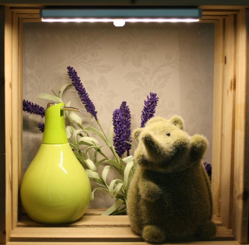 Automatic sensor closet lighting by LOFTEK