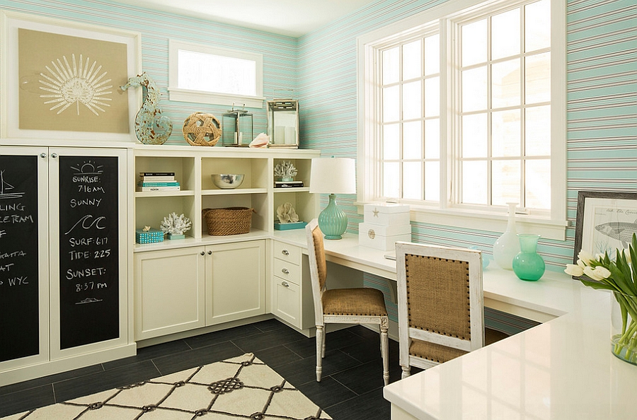 Amazing 20 Chalkboard Paint Ideas To Transform Your Home Office Largest Home Design Picture Inspirations Pitcheantrous