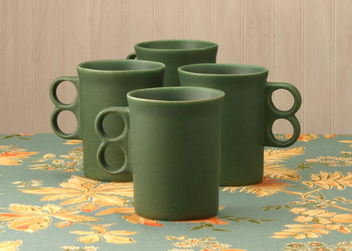Stoneware from Bennington Pottery