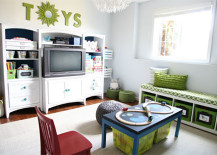 Blue and Green Childs Playroom 217x155 8 DIY Storage Ideas to Keep Your Childs Toys from Taking Over Your Home