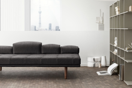 BoConcept Fusion Sofa  8 Dreamy Daybeds That Do Double Duty as Seating BoConcept Fusion Sofa 270x180