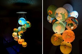 12 Unique Ways to Decorate with Globes