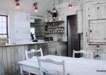 Bronson Kitchen Whitewashed Kitchen