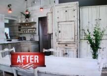 Bronson Pinchot Kitchen After