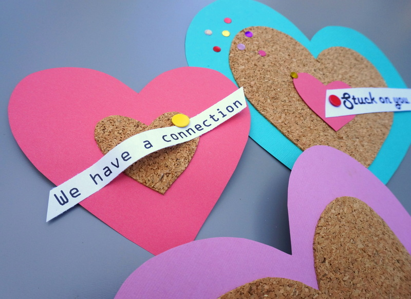 View In Gallery Bulletin Board Style Valentines