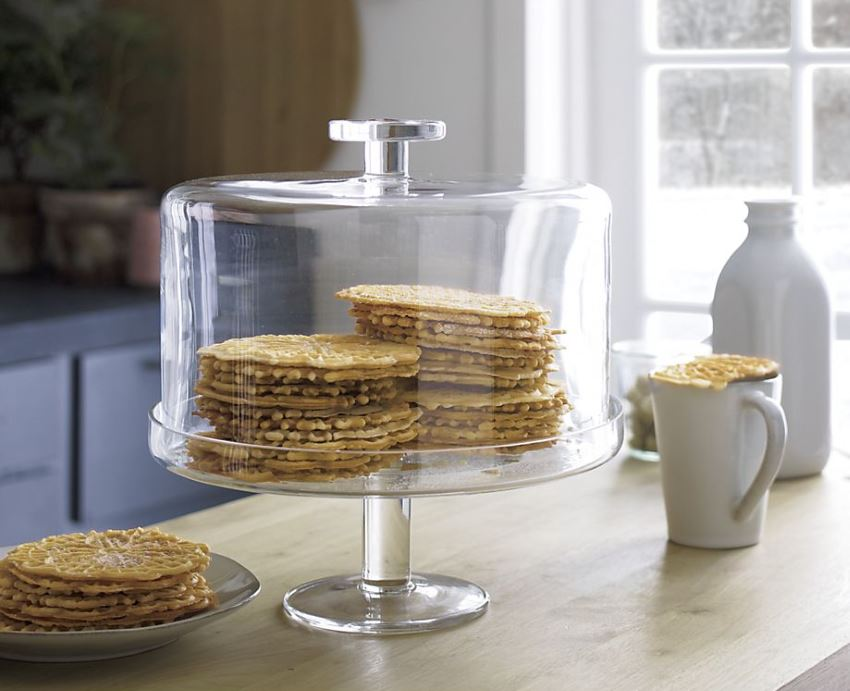 Cake stand from Crate & Barrel