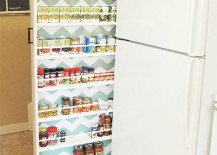 Canned Food Cabinet DIY