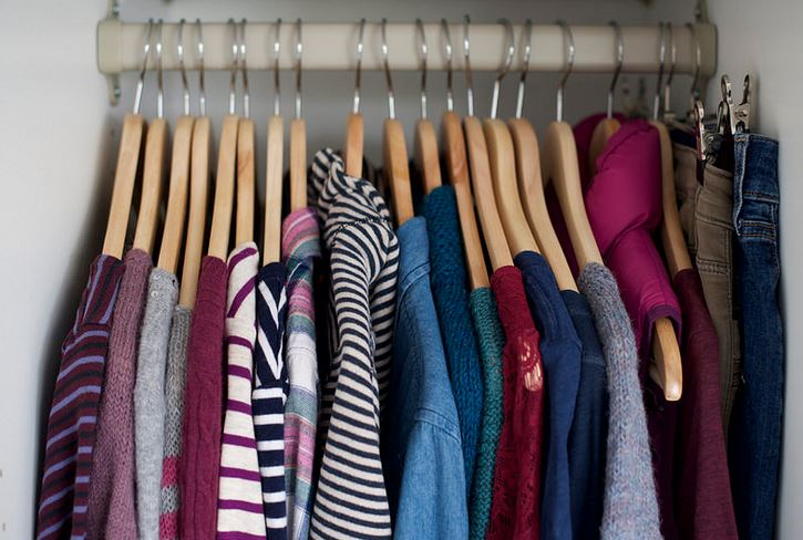 Capsule wardrobe by Frogged Designs  Organize Your Closet with a Capsule Wardrobe Capsule wardrobe by Frogged Designs
