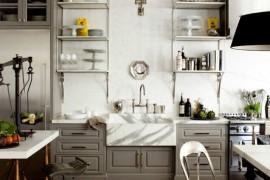 Carrera Marble Kitchen Sink  Get Stoned: 11 Incredible Kitchen Sinks Made from Rock Carrera Marble Kitchen Sink1