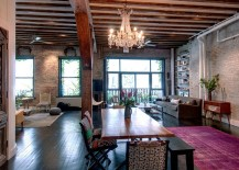 Ceiling-adds-to-the-industrial-appeal-of-the-dining-room-217x155