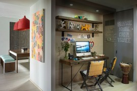 Wondrous 15 Modern Home Office Ideas Largest Home Design Picture Inspirations Pitcheantrous