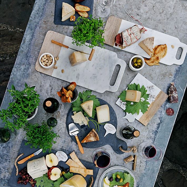 Cheese boards from Williams-Sonoma