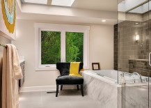 Contemporary-bathroom-with-gorgeous-use-of-skyligt-217x155