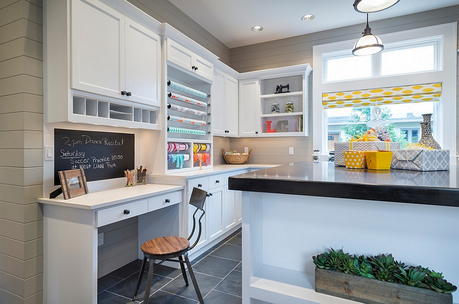 Fine 20 Chalkboard Paint Ideas To Transform Your Home Office Largest Home Design Picture Inspirations Pitcheantrous