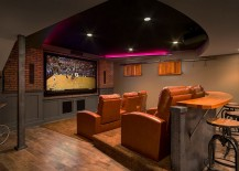 Custom-designed-bar-adds-to-the-appeal-of-the-basement-home-theater-217x155