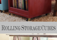 DIY Storage Cubes