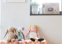DIY Toy Box with Castors