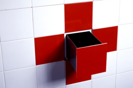 Droog Function Tile  8 Strangely Satisfying Hidden Kitchen Compartments Droog Function Tile