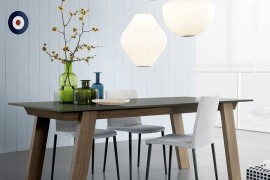 4 Fascinating Tables for the Stylish Contemporary Home