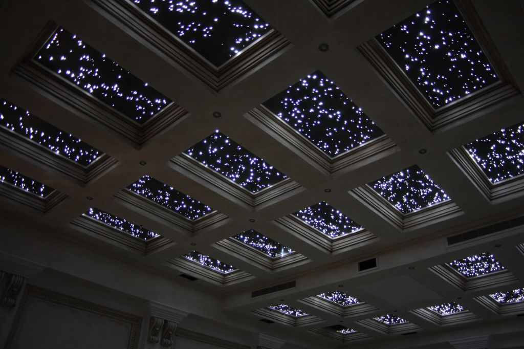 Ceiling Lights That Look Like Stars : Beautiful ceiling ideas that will make you want to look