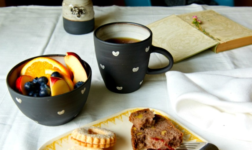 Make Coffee Breaks Special: 11 Handmade Cups