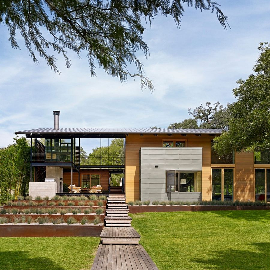 Hog Pen Creek Residence in Austin, Texas