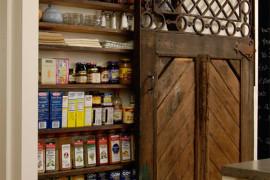 Horse Stall Door Pantry Door  8 Pretty Pantry Door Ideas That Showcase Your Storeroom as a Star Horse Stall Door Pantry Door 270x180