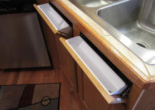 How to Make Your Fake Kitchen Cabinets Functional