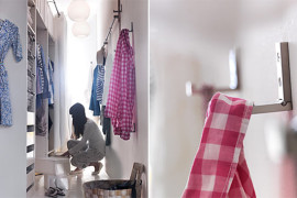 How to Make an IKEA Walk-in Closet  8 Awesome Pieces of Bedroom Furniture You Won't Believe are IKEA Hacks How to Make an IKEA Walk in Closet 270x180