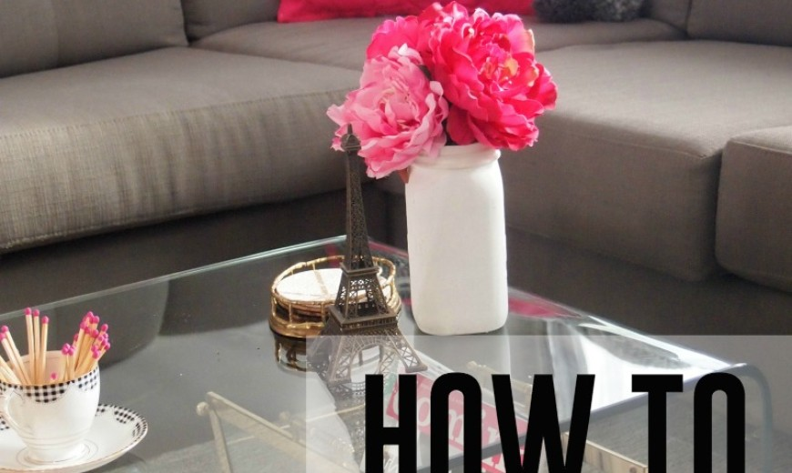 Decorate with Pink for Love Month!