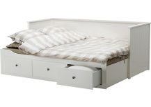 IKEA Daybed with Storage Drawers