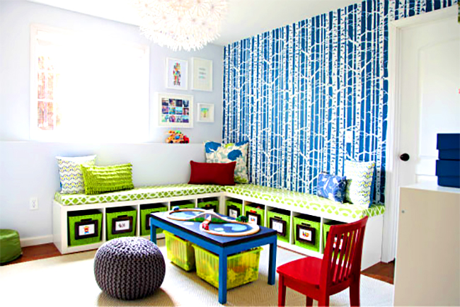 Tiny Box Room Ikea Stuva Loft Bed Making The Most Of: 8 DIY Storage Ideas To Keep Your Child's Toys From Taking