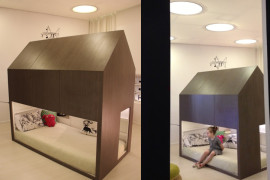 IKEA Loft Bed Hack  8 Awesome Pieces of Bedroom Furniture You Won't Believe are IKEA Hacks IKEA Loft Bed Hack 270x180