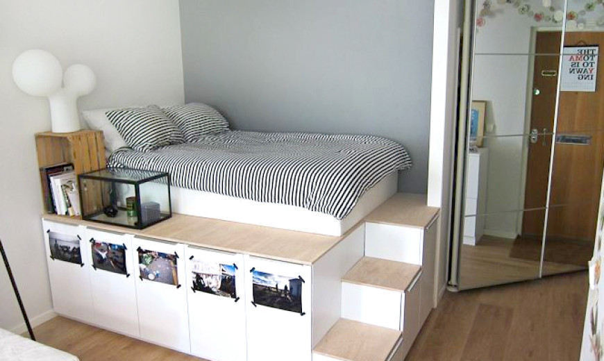 Attrayant 8 Awesome Pieces Of Bedroom Furniture You Wonu0027t Believe Are IKEA Hacks
