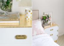IKEA Rast Gilded Nightstand