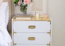 IKEA-Rast-Redone-as-a-Gold-Nightstand-217x155