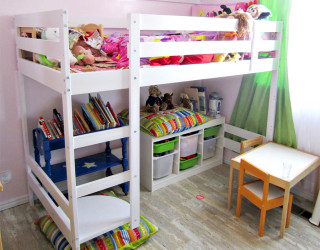 8 DIY Storage Ideas to Keep Your Child's Toys from Taking Over Your Home