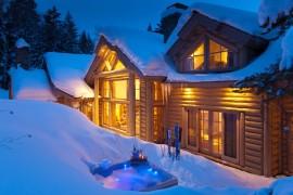 Jackson Hole Mountain Resort Tub