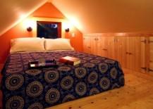 Karens Cottage Bedroom