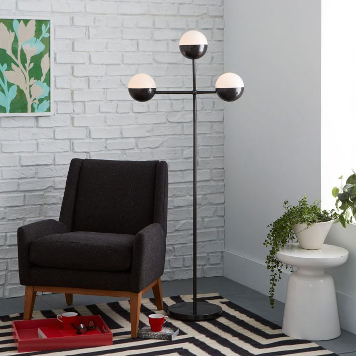 Kate Spade floor lamp from West Elm