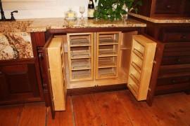 Kitchen Cabinets  8 Strangely Satisfying Hidden Kitchen Compartments Kitchen Cabinets 270x180
