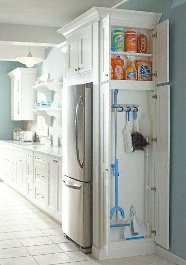 8 Strangely Satisfying Hidden Kitchen Compartments