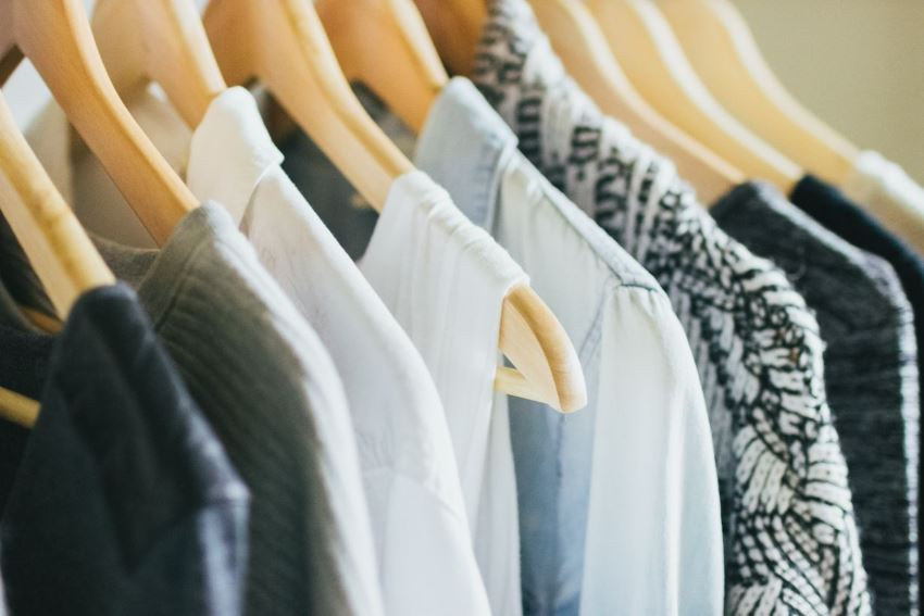 Less is more in a capsule wardrobe
