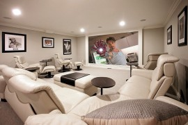 10 Awesome Basement Home Theaters That Deliver Movie Magic!